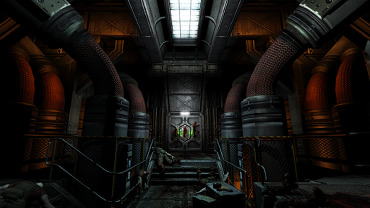 Doom 3 The Lost Mission Mod
