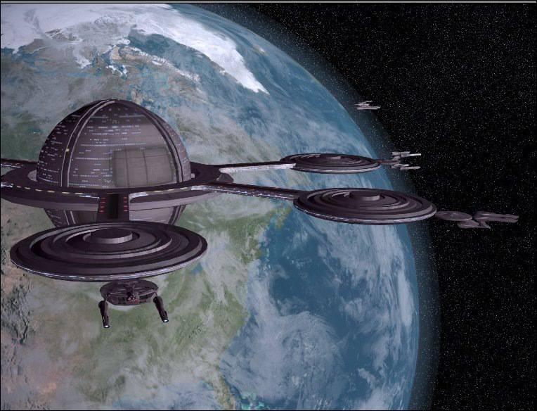 """JJverse Dock 'StarBase 1"""""""
