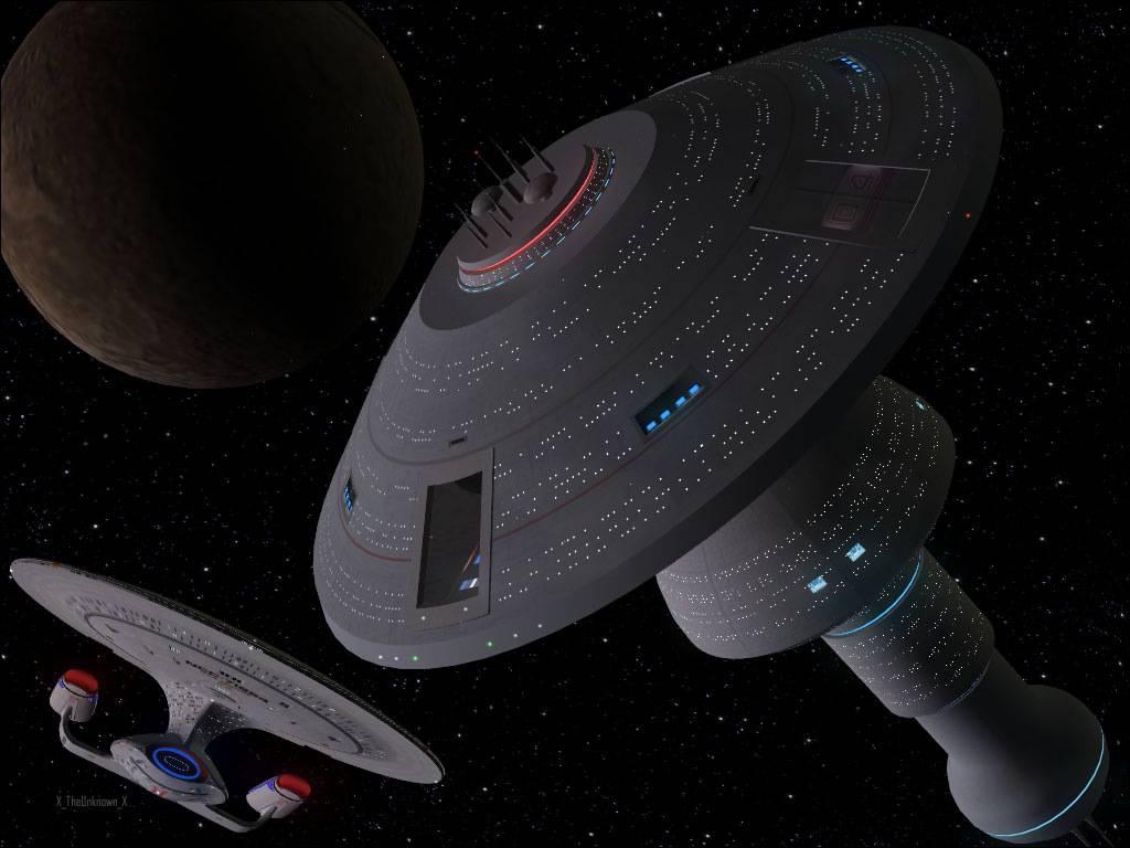 TU Federation Starbase