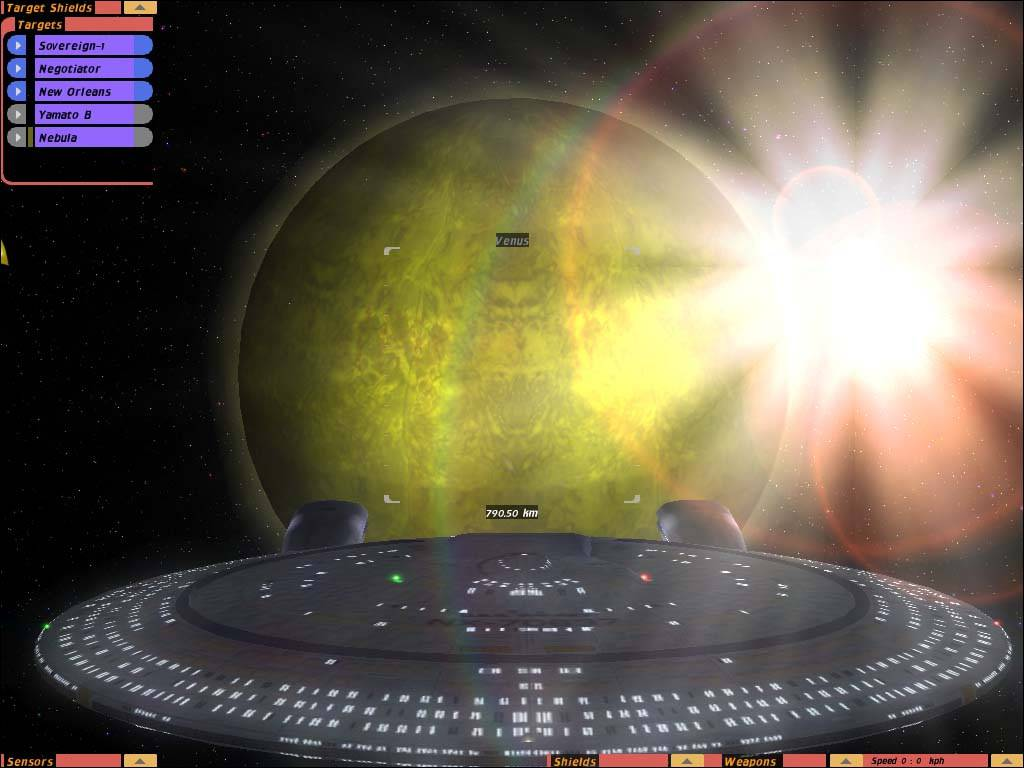 Sol Multisystem (Warp to 10 Planets+) w/ AI ships and NanoFx2