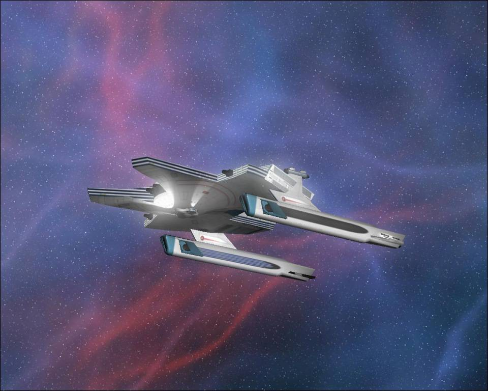Starforce Productions/Outalance Thunder class