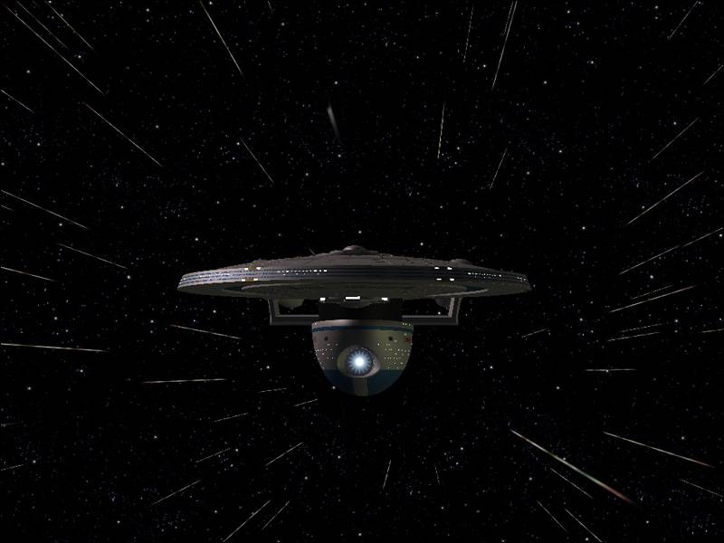 Lint's USS Excelsior NX-2000
