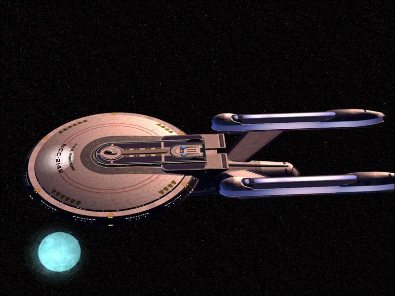 SFP USS Ironcross Refit