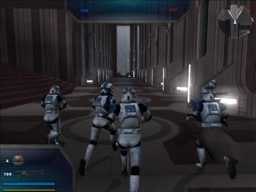 Unofficial Star Wars Battlefront II v1.2 Patch
