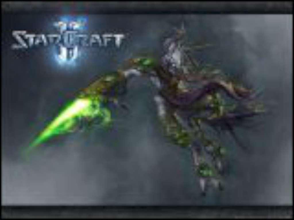 Starcraft 2 'Zeratul' Wallpaper