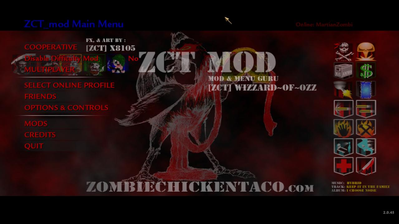 Zombie Chicken Taco Mod V1.6