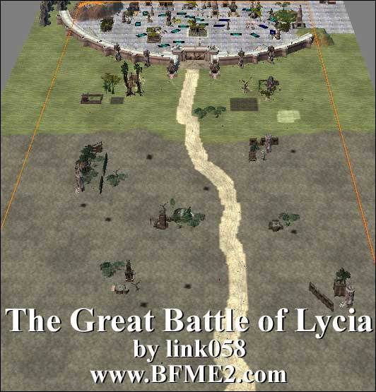 The Great Battle of Lycia