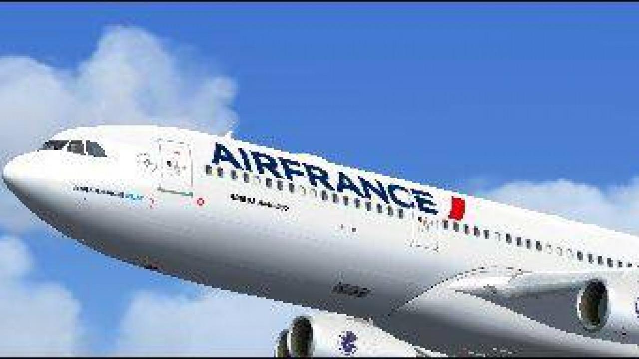 Airbus A340-200 Air France