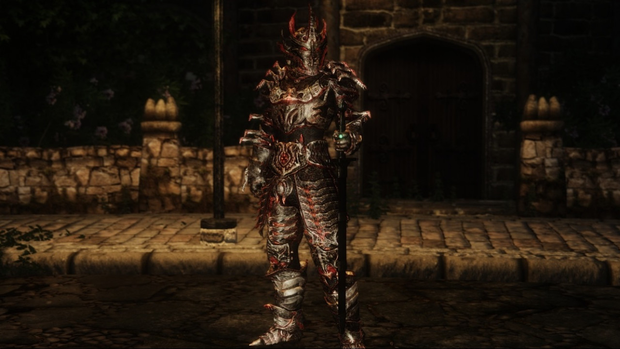 Vanilla Armor Revamped - Daedric