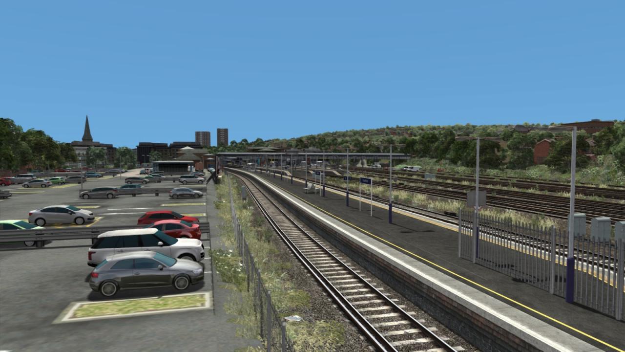 Portsmouth Direct (Waterloo) & SWML Platform Textures