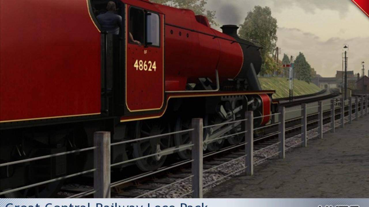 UKTrainsim Freeware Pack - UK Great Central Railway Loco Pack