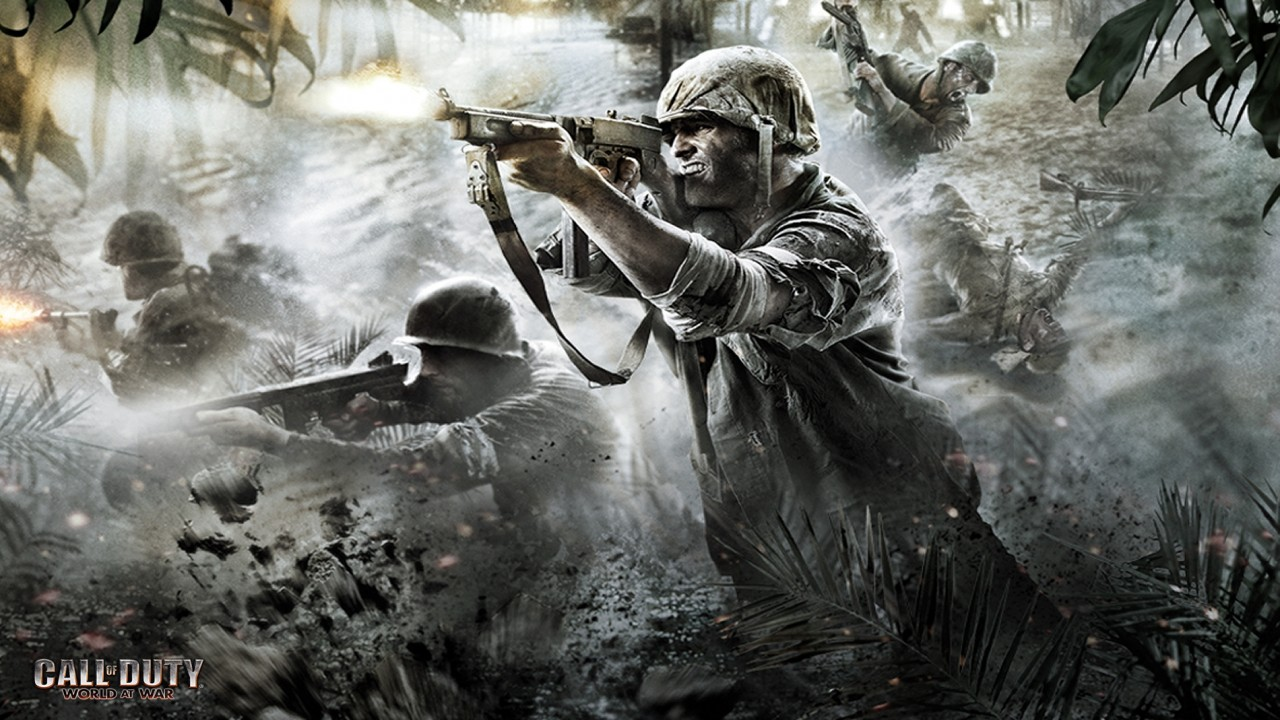 Call of Duty: World at War v1.1 Patch