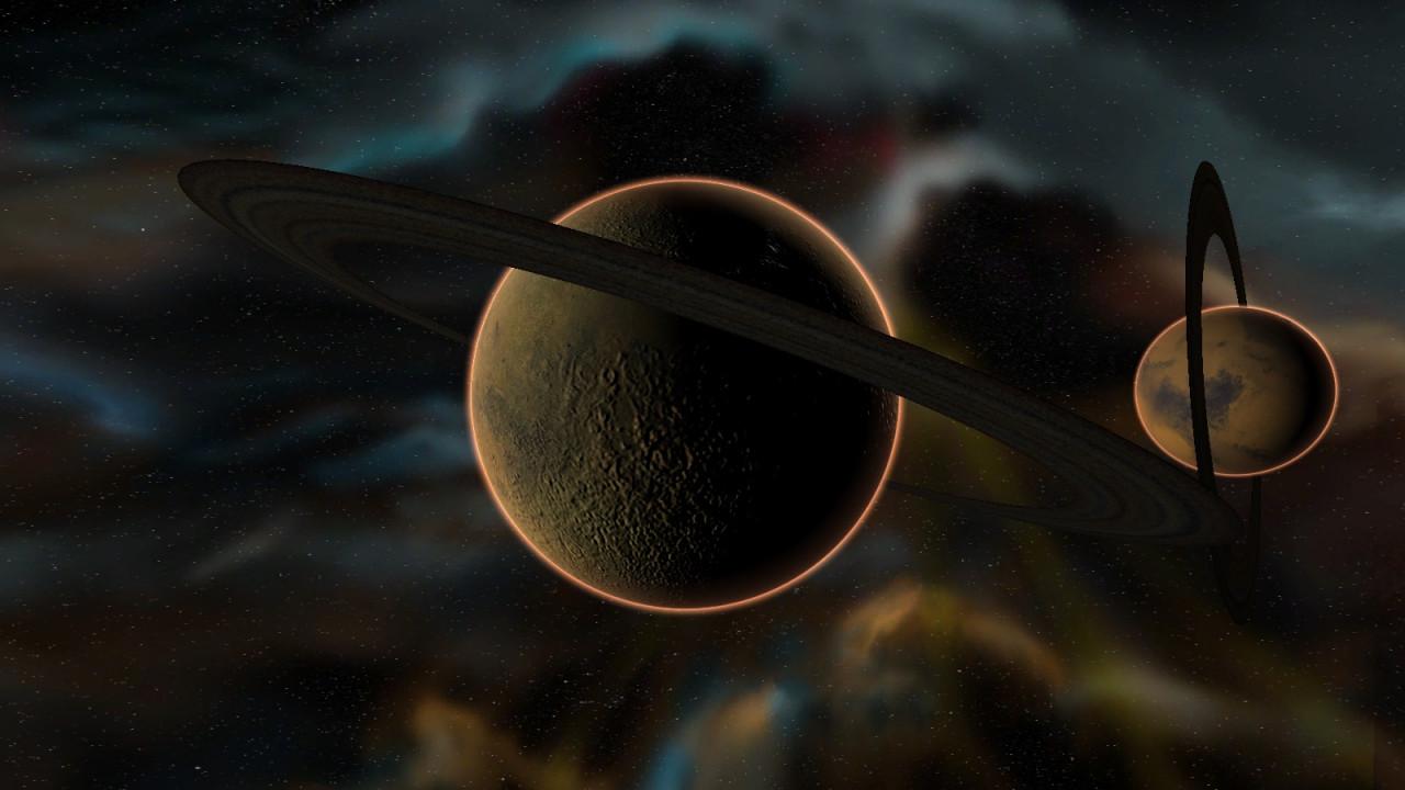 Planetary Rings (1.0) by Kophjaeger
