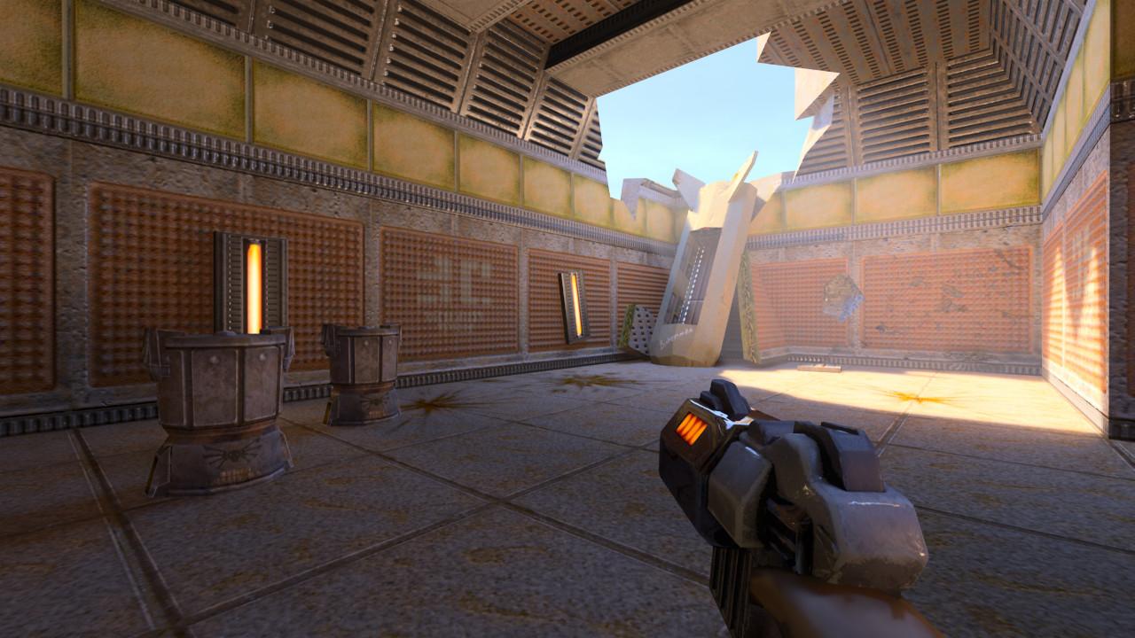 Quake II RTX Small Texture Update