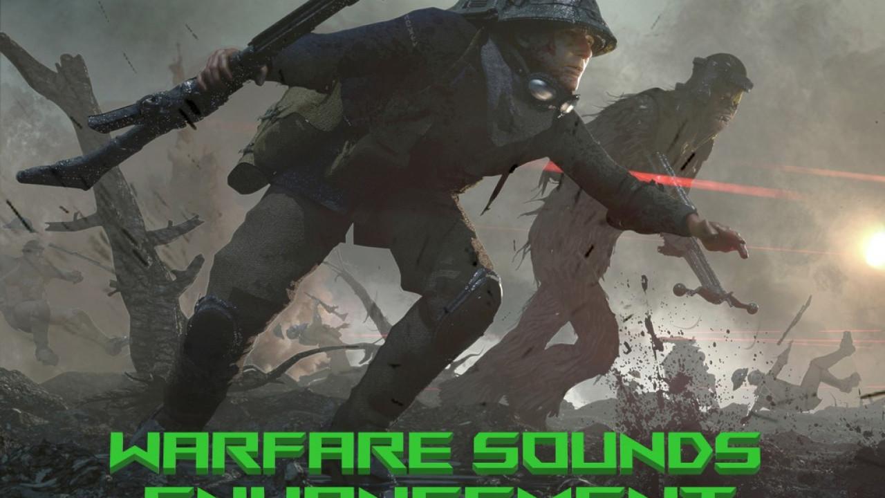 Warfare Sounds Enhancement