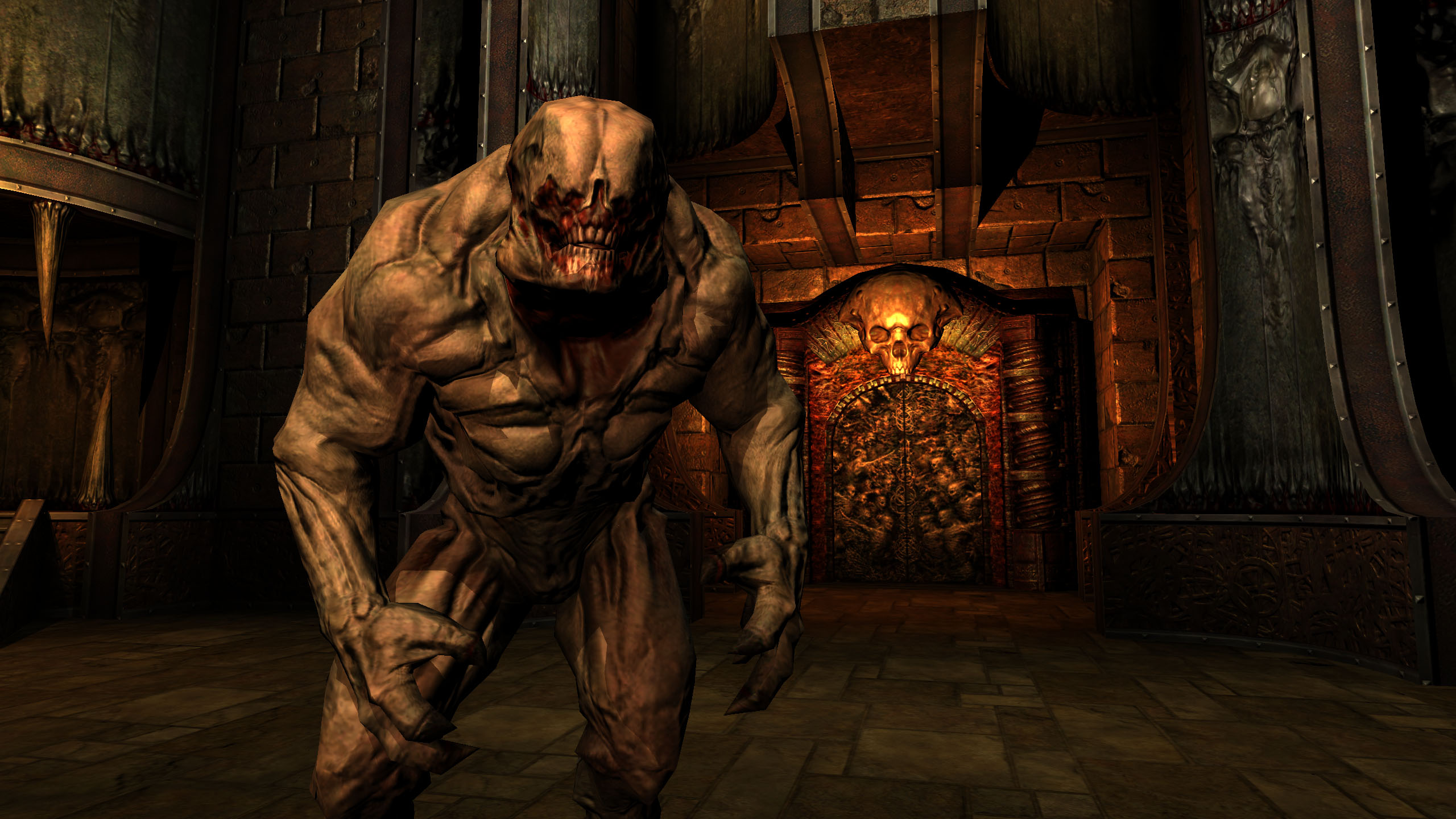 Doom 3 Instagib mod by Alienhazard