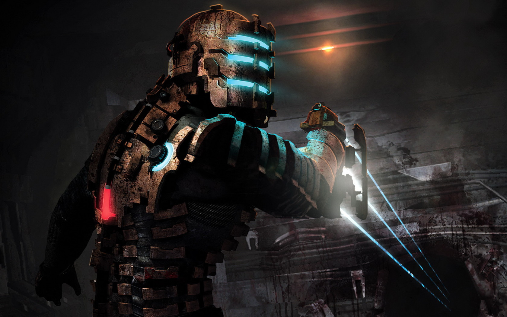 Dead Space - Painting Wallpaper 1 (1280x960)