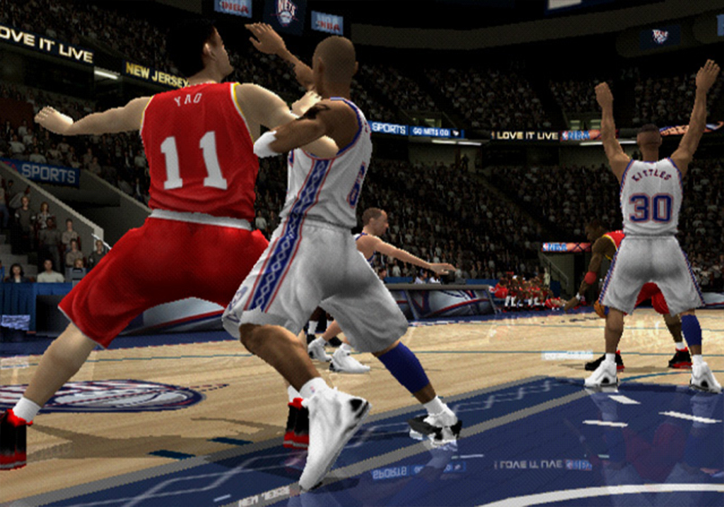 NBA Live 2004 Patch - US English