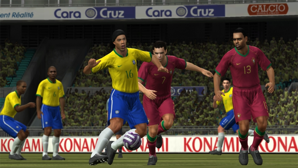 Pro Evolution Soccer 2008 Demo