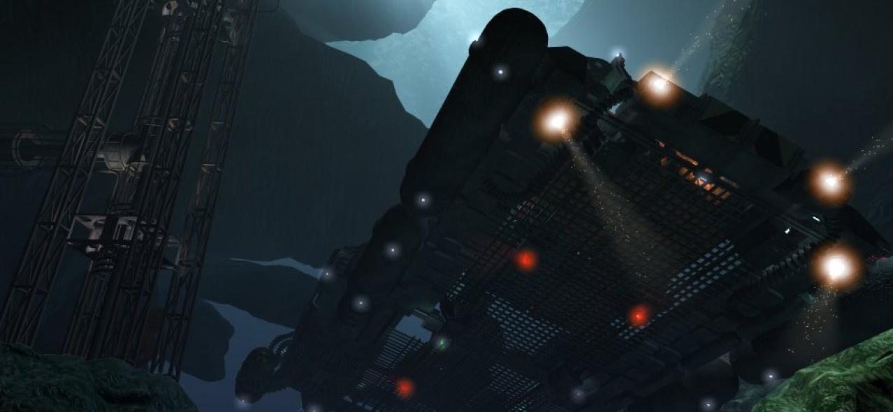 Submarine Titans Map Pack