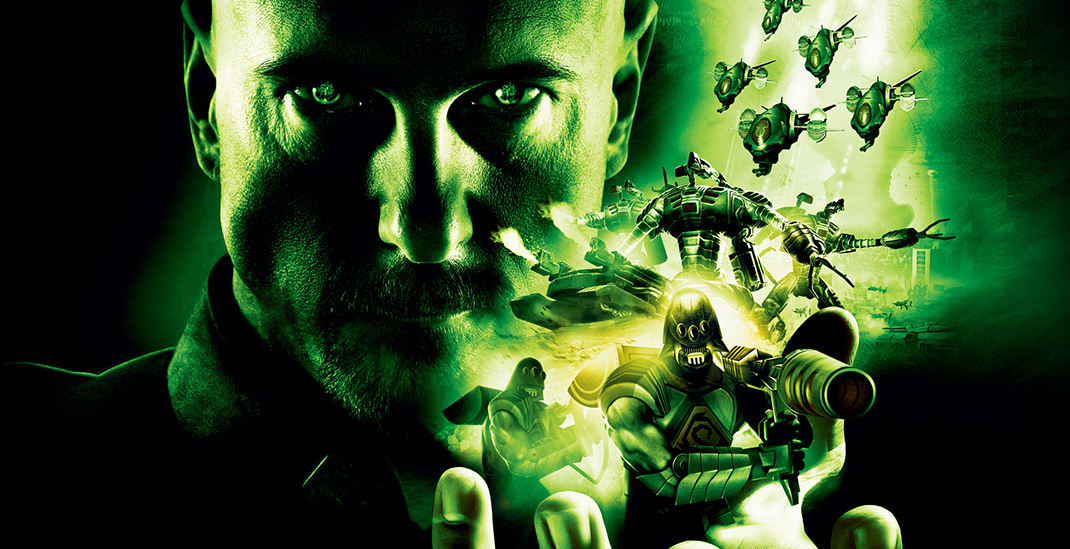 Command and Conquer 3 Wallpaper