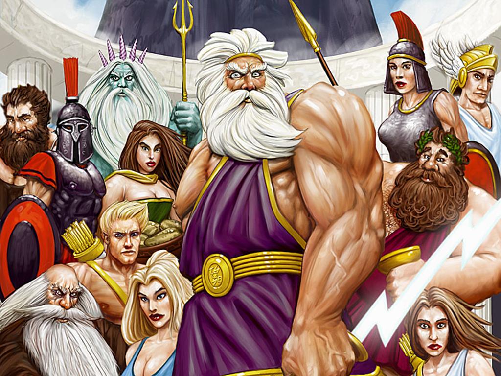 Poseidon: Master of Atlantis v2.1 Patch - UK English