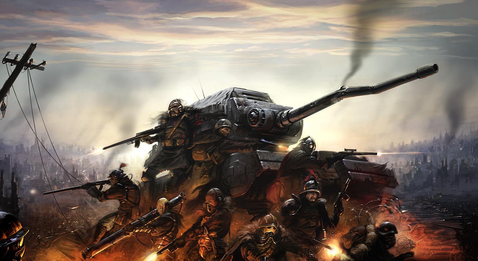Iron Grip: Warlord Wallpaper 3 (1280x720)