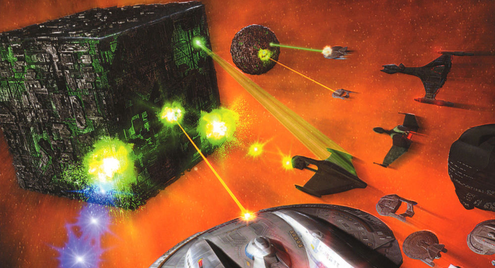 Adds new ships to Star Trek Armada