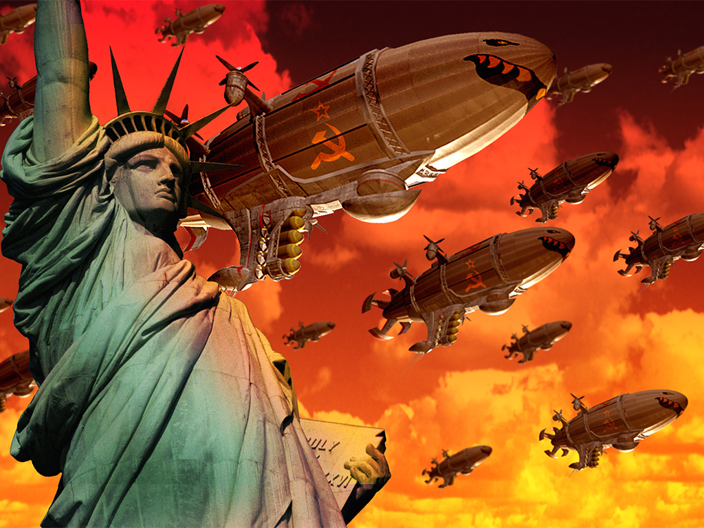 Command & Conquer: Red Alert 2 v1.002 Patch - Chinese