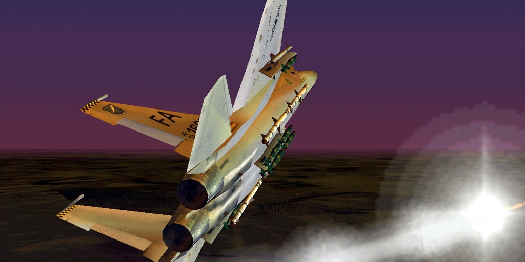Jane's Advanced Tactical Fighters: NATO Fighters v1.1 Patch - English