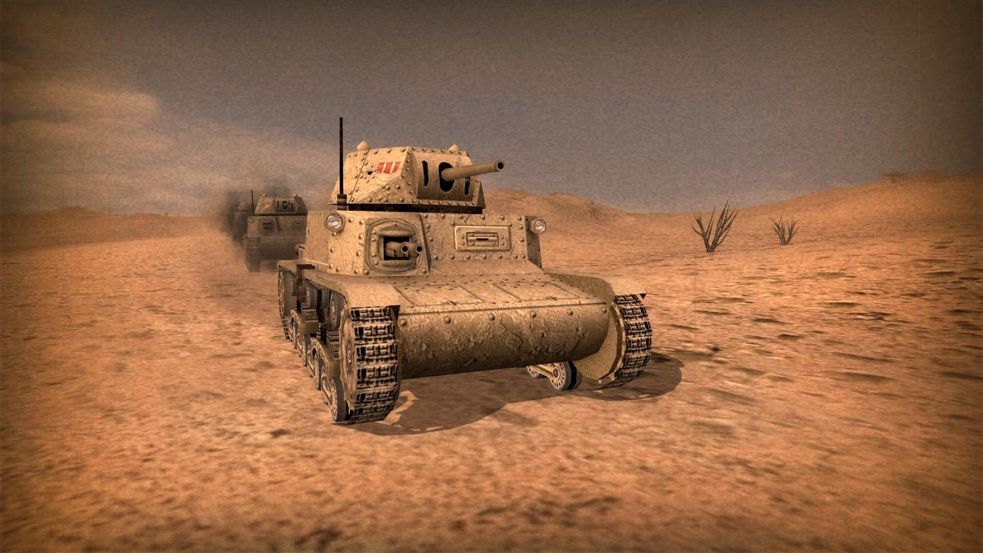 Mappe SP Panzers II