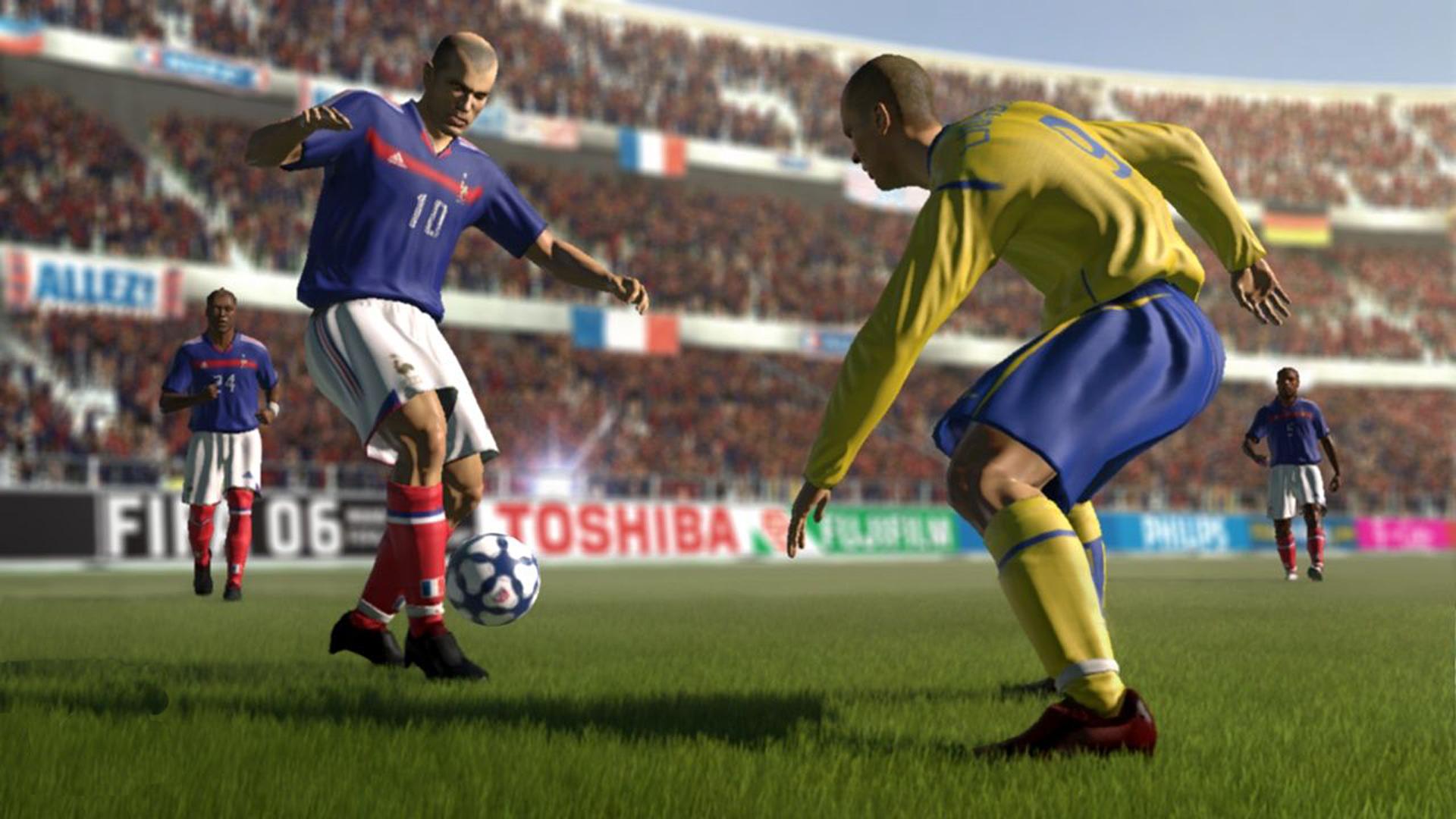 2006 FIFA World Cup Demo