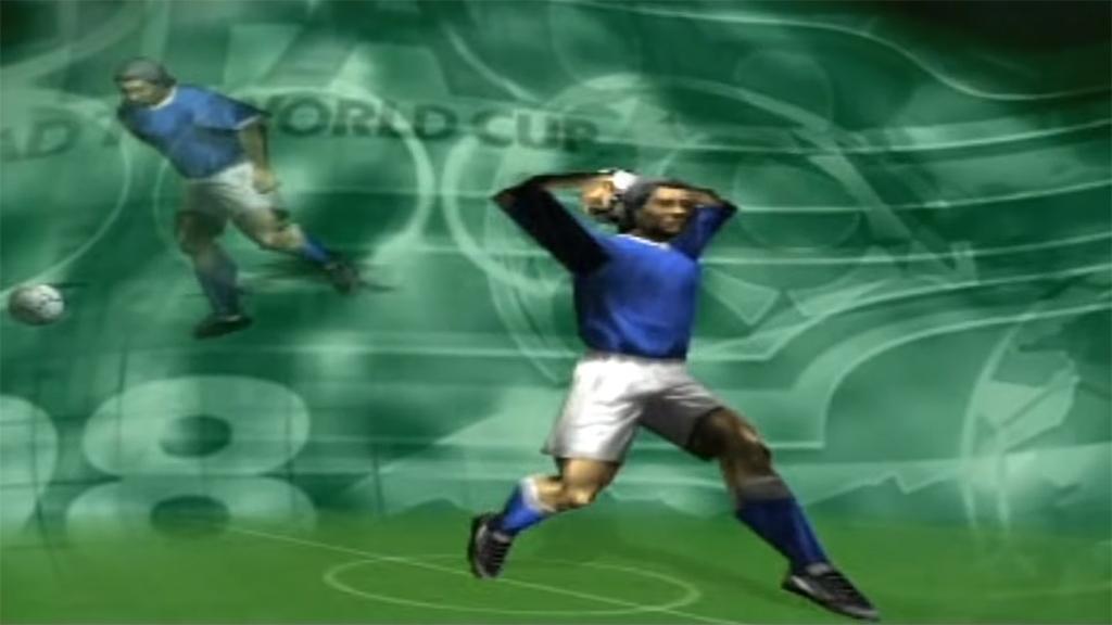 World Cup 98 Demo - English