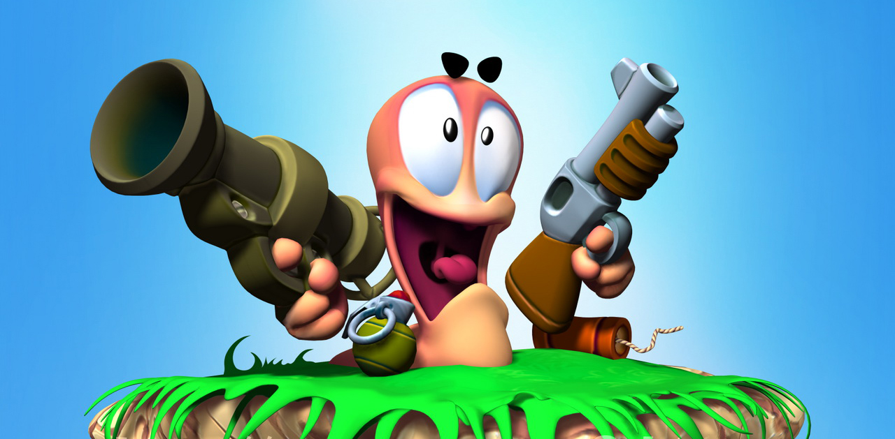 Worms 3D Demo 2