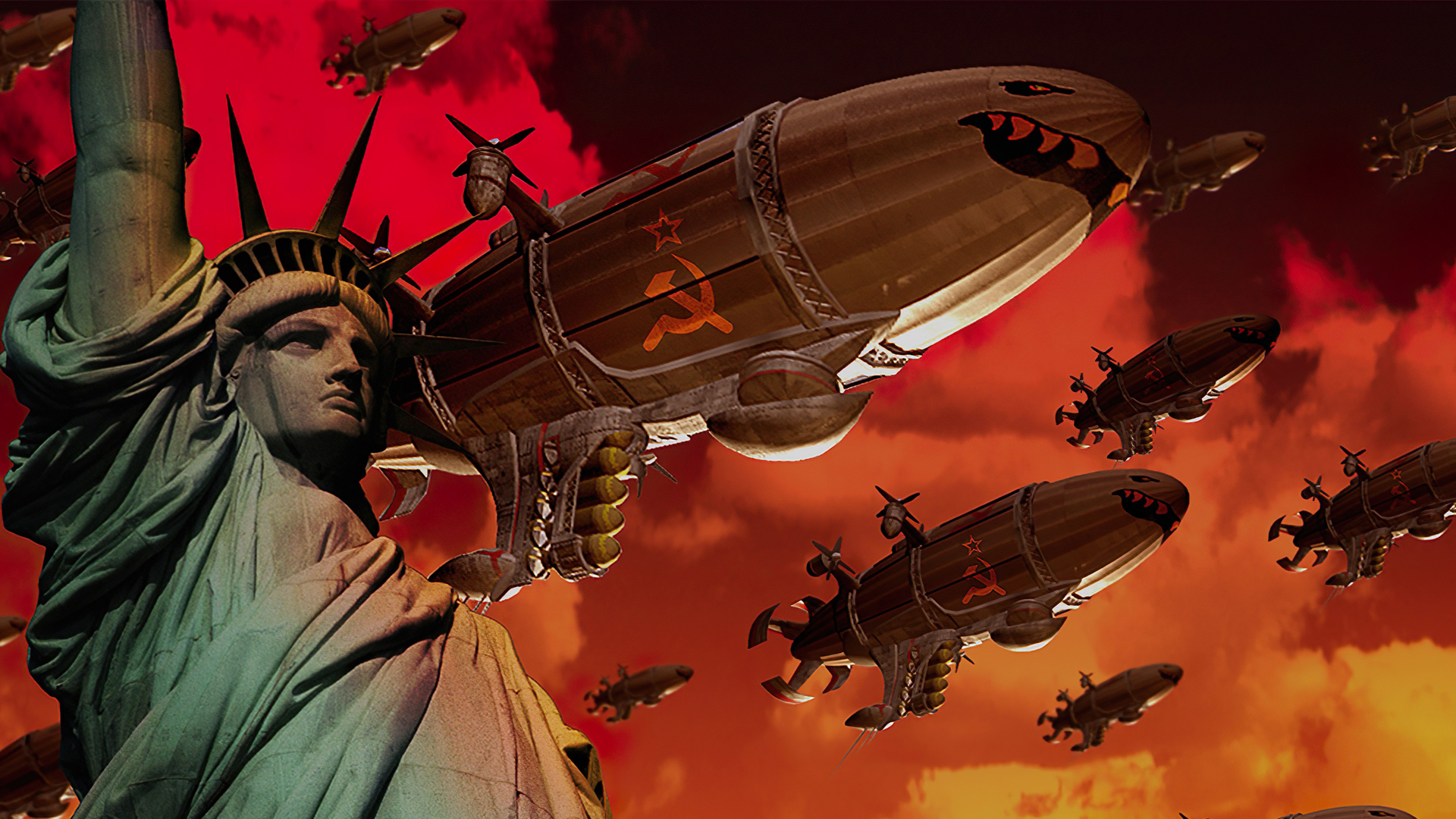 Command & Conquer: Red Alert 2 v1.002 Patch - English