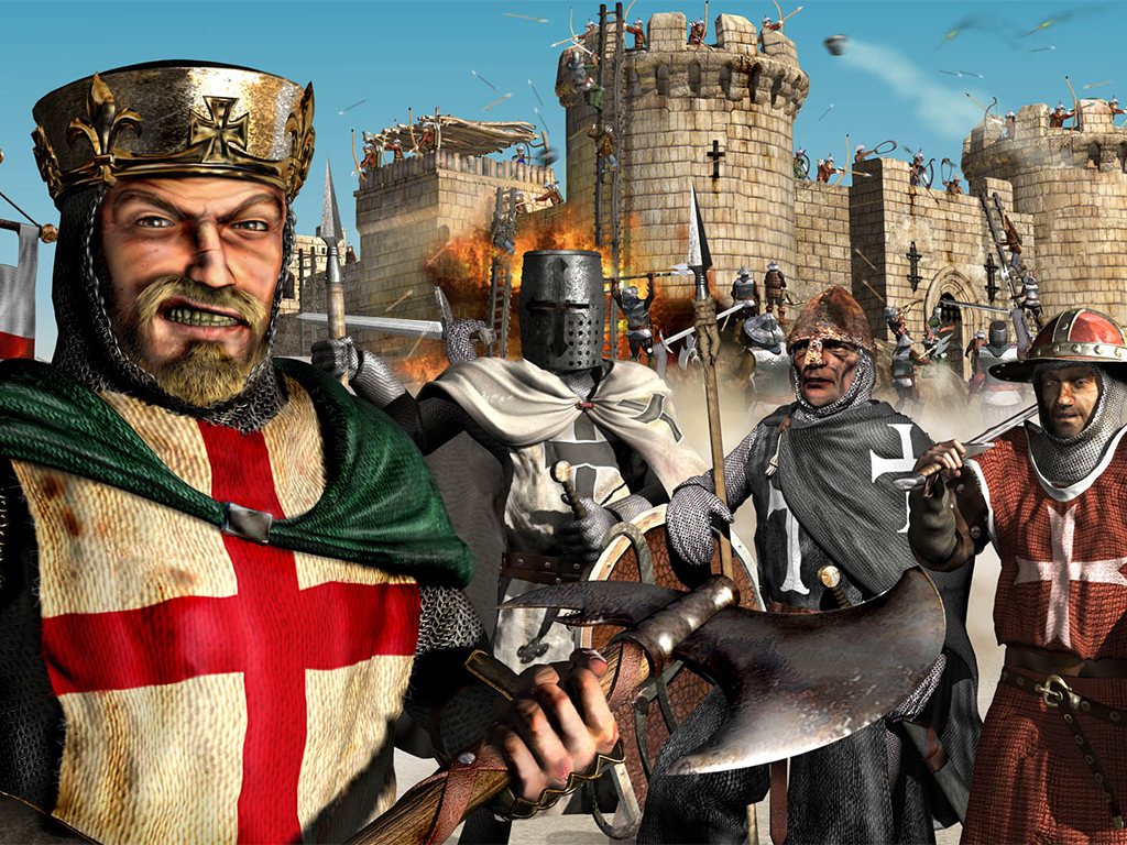 Stronghold Crusader - Phillip