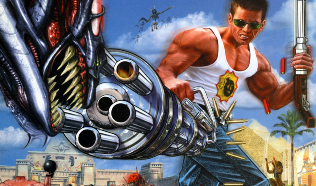 Serious Sam: The First Encounter SDK v1.00a