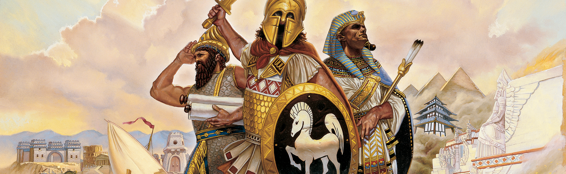 Age of Empires v1.0c and Rise of Rome v1.0a Patch - EN/FR/DE
