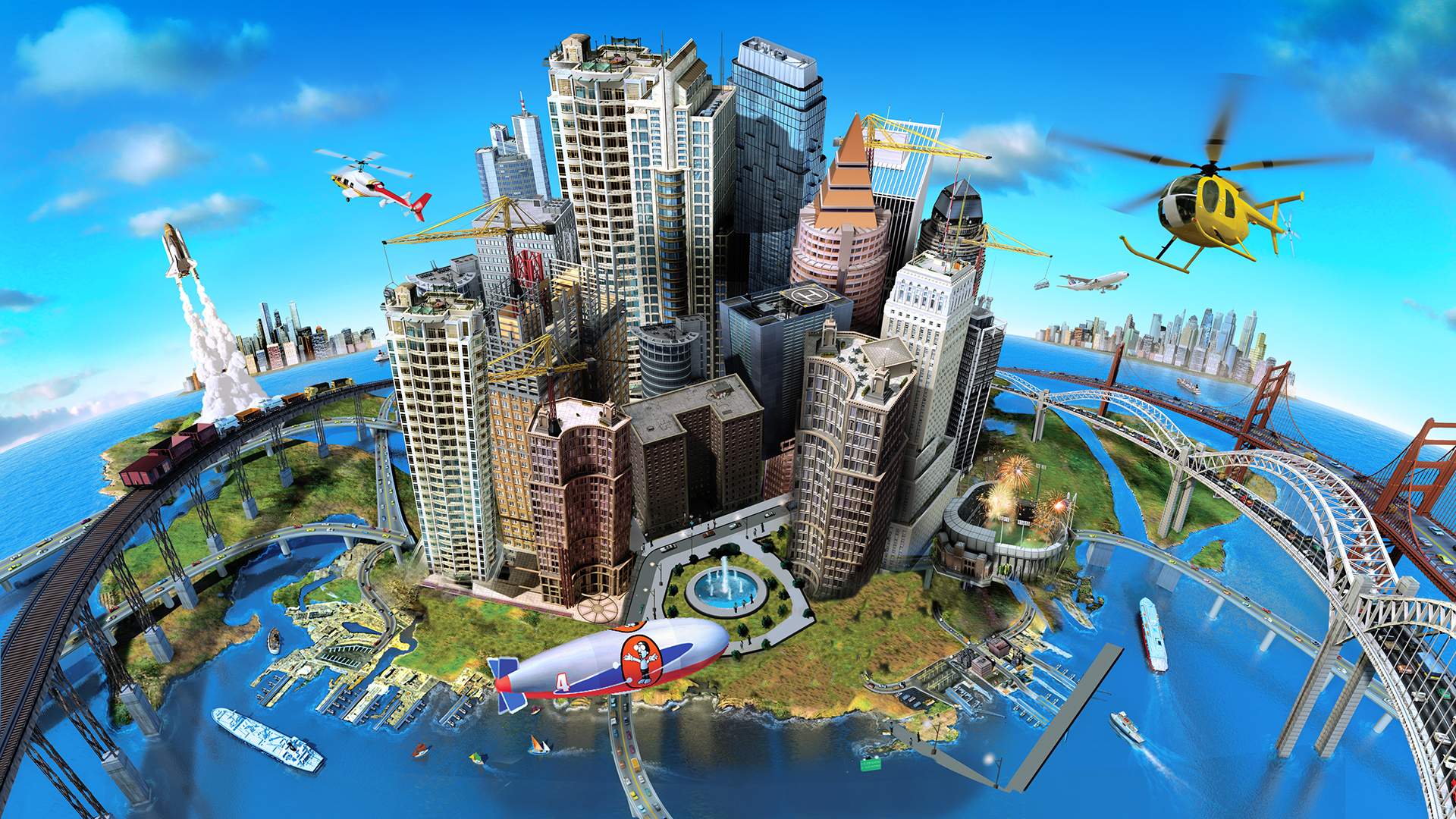 SimCity 4 v272 Patch - North American/South African/Oceanian