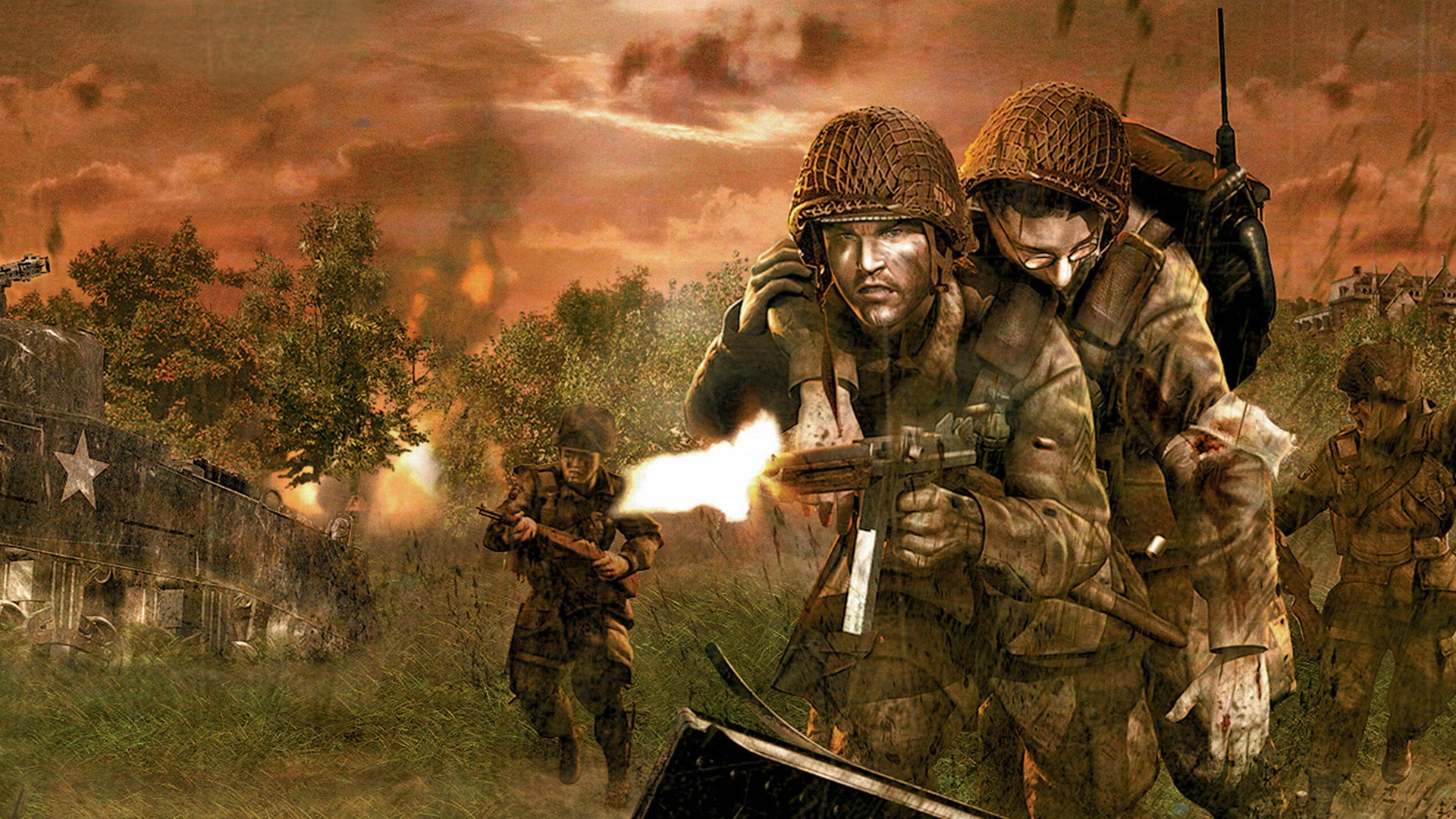Hell's Highway 'Brutality of War' Trailer