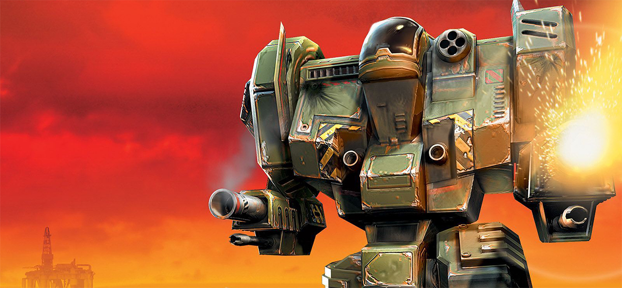MechWarrior 4: Vengeance v2.0 Patch - English International / Nordic