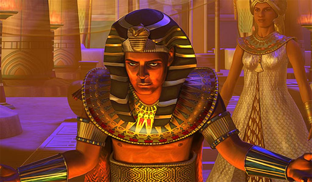 Pharaoh v1.1 Patch - Swedish