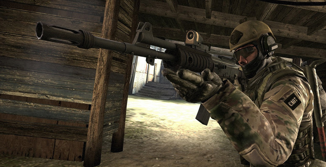 Counter-Strike: Source - Chateau Matrix Video