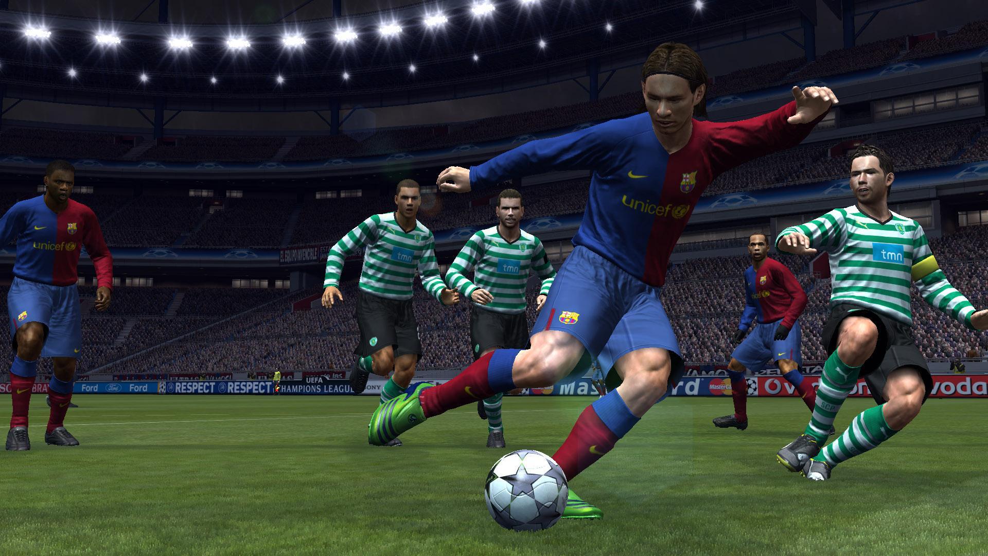 Pro Evolution Soccer 2009 Demo