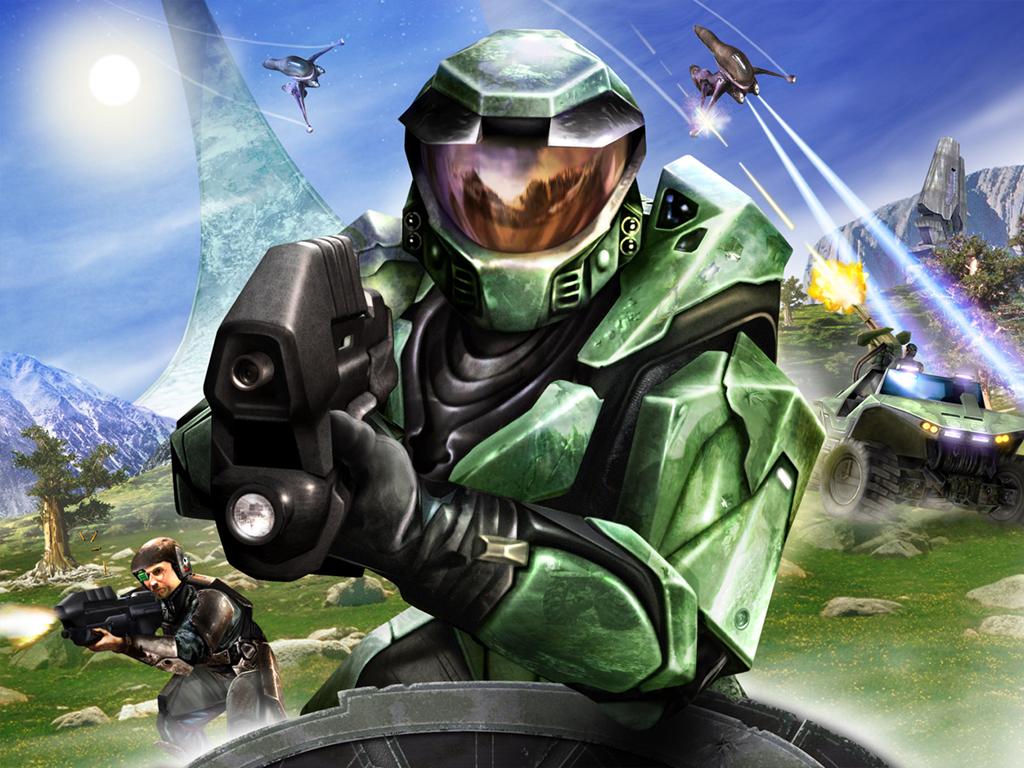 Halo: Combat Evolved v1.07 Patch