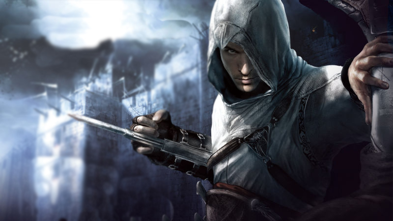 Assassin's Creed E3 2006 Trailer