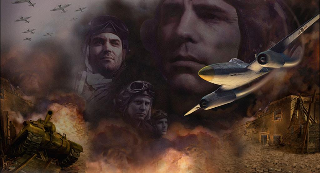 Combat Flight Simulator 3 ETO v1.0