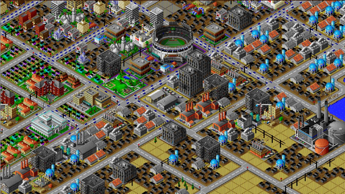 SimCity 2000: Network Edition Patch