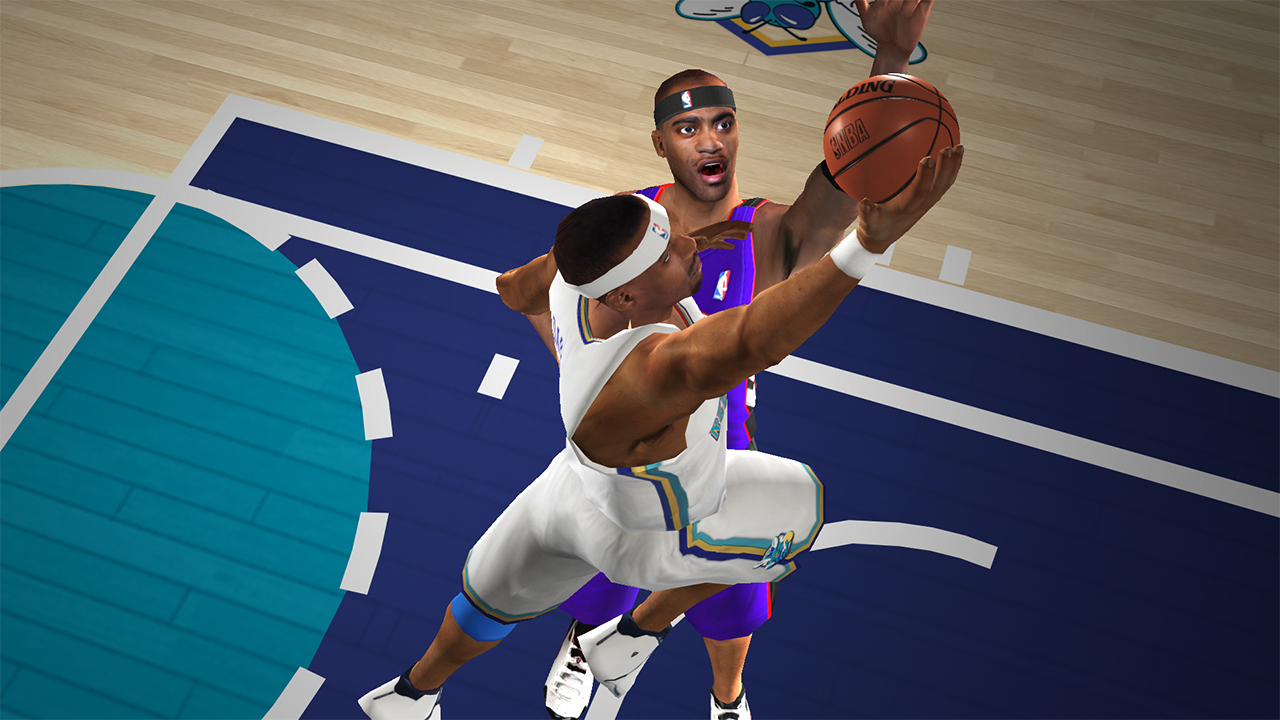 NBA Live 2005 v1.1 Patch - US English