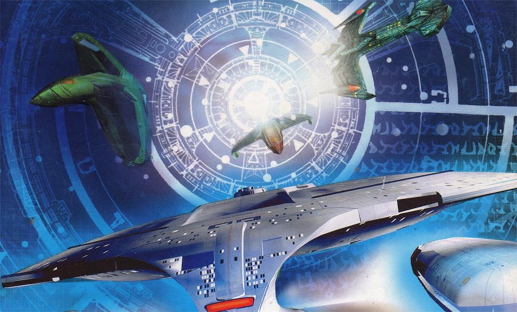 Star Trek: Birth of the Federation 1.02 Patch by Joker